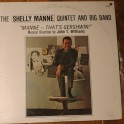 Shelly Manne Quintet And Big Band, The – Manne -- That's Gershwin!
